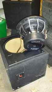 "12"" kaption spl max in a ported box! Cambridge Kitchener Area image 1"