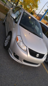 2008 Suzuki SX4  (incl. winter tires) As it/ Tel quel $4000