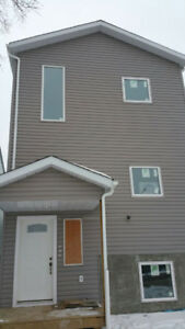 Band new 3 bedrooms ,1.5 bathrooms beautiful suite for RENT