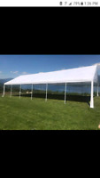 20x40 event tents for rent