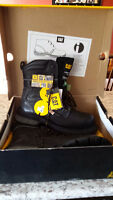 CAT work boots - new
