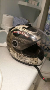 Scorpion motorcycle helmet size M