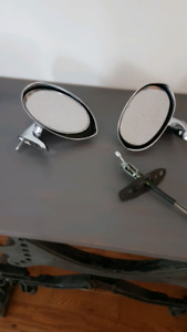 Mopar ABody  chrome mirrors!