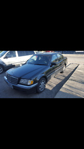 1998 mercedes c280 or best offer
