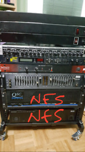 Selling my Rack/SWR bass amp and speakers
