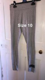 S/M/L clothes bundle used Adidas/Puma