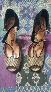 Iron Fist Size 10 Heels