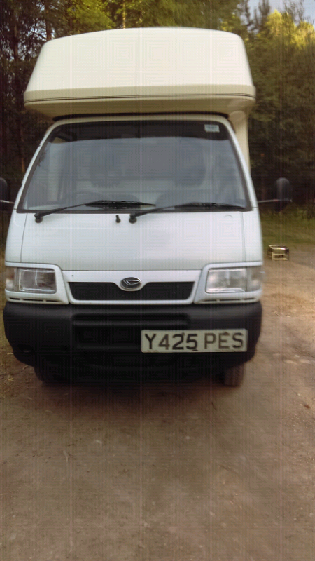 Campervan | in Glenrothes, Fife | Gumtree