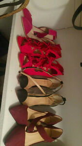 chaussures entre 10 20 30 dollars