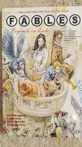 Fables comic vol 1 and 2 tpb