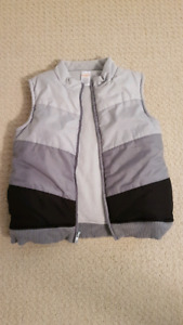 Gymboree 4T-5T Vest with fleece liner