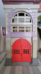 Ghostbusters Firehouse HQ Kenner Playset toy