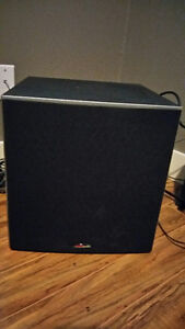 Sub woofer with 4 speakers