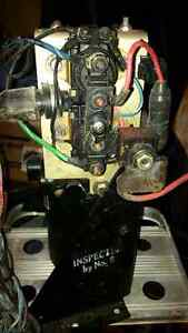 Mercury Alpha 1 Trim pump London Ontario image 2