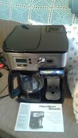 Hamilton Beach 2 Way FlexBrew Coffeemaker
