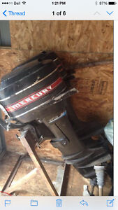 Wanted Mercury Outboard Parts
