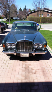 1968 Rolls Royce Silver Shadow