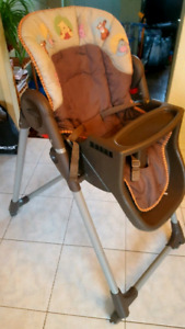 Chaise Haute Safety 1st