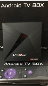 Android box fully programmed