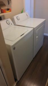 Washer dryer set $550