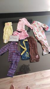 Vêtement fille 6-9 mois