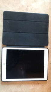 iPad 2 with apple case