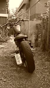 Bobber xs650