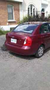 2008 Hyundai accent for parts read ad before replying