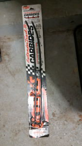 "Polaris Snowmobile 4"" Carbide Runners Motoneige"