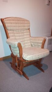 Chaise Bercante Dutailier - Dutailier Rocking Chair