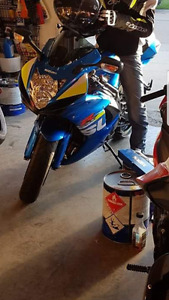 Gsxr600 inmaculate condition