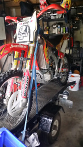 2006 crf450r with ownership