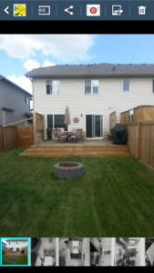 Beautiful Duplex for rent - 4 bedroom + Den, 3.5 bath
