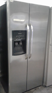 Frigidaire Double Door Stainless Steel Fridge