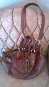 Leather new purse