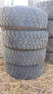Tires and Rims 235/75r15