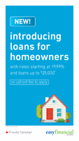 INTRODUCING LOANS FOR HOMEOWNERS
