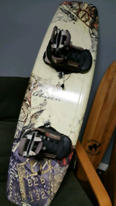 OBRIEN WAKEBOARD AND BOOTS FOR SALE