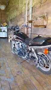 Honda nighthawk 750 . Trade ,?