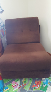 Swivel and pull out chairs