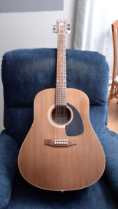 GUITARE ELECTRO ACOUSTIC