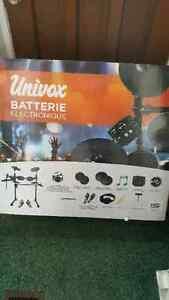 Univox Electronic drum kit