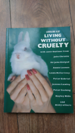 Living without cruelty book