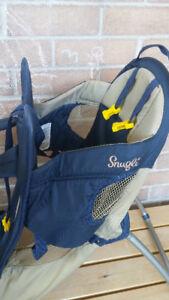 Evenflow Snugli brand, Hiking Backpack Baby Carrier