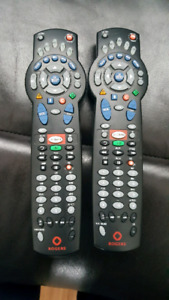 Rogers remotes