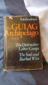 The Gulag Archipelago v. II Kitchener / Waterloo Kitchener Area image 1
