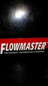 Wanted 2 flowmaster mufflers