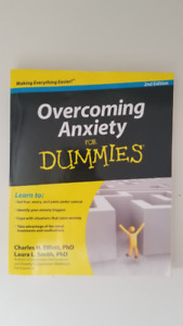 Book!! Overcoming Anxiety for Dummies
