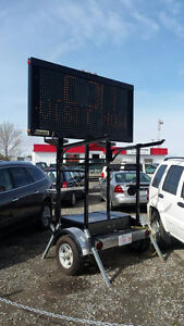 Digital LED Sign  - STAND OUT - $4500