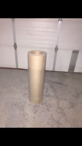 Heavy-Duty Temporary Floor Protection Rolls - 100 ft x 34 in